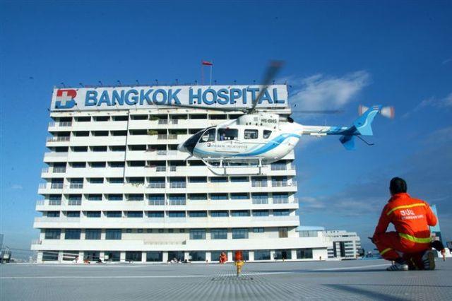 bangkok hospital in bangkok