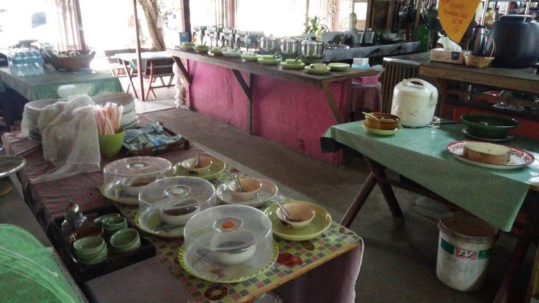 Vegan All you can eat Buffet Chiang Mai