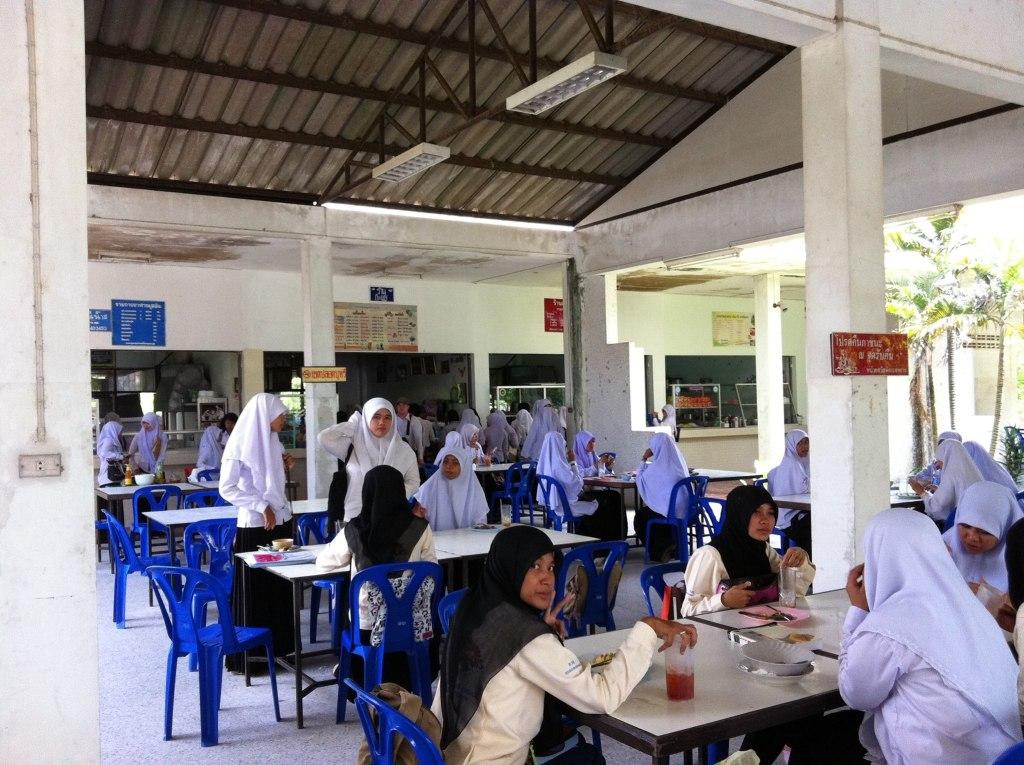 Muslims in Pattani Thailand