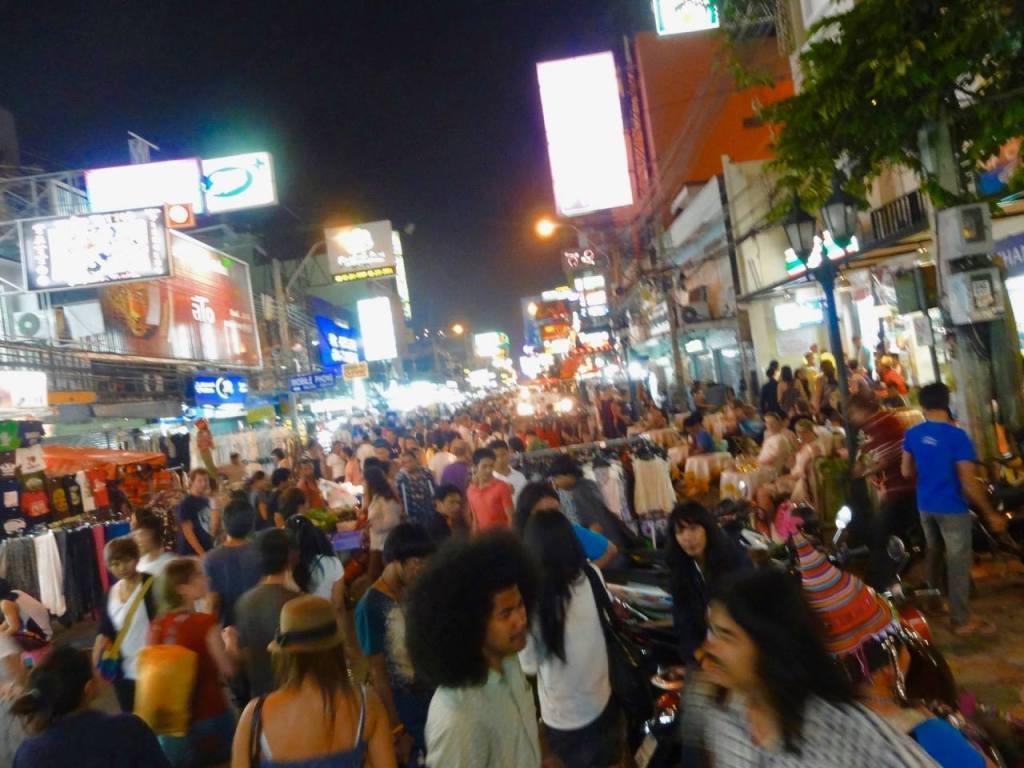 khao san road bangkok Nightlife