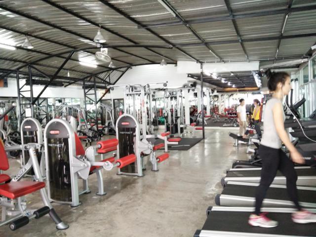 like fitness chiang mai