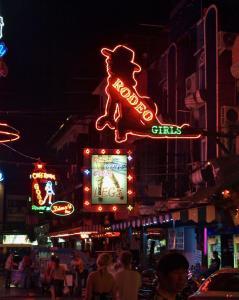 Beer Bars in Pattaya rodeo girls