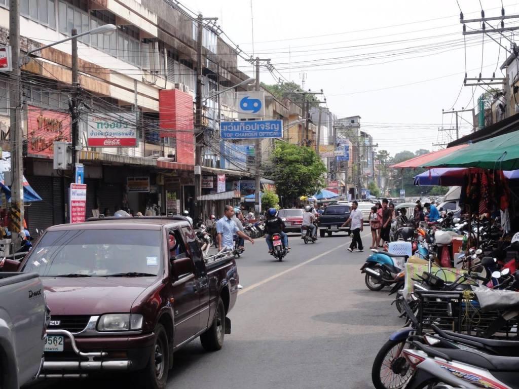 Nakhon Si Thammara city
