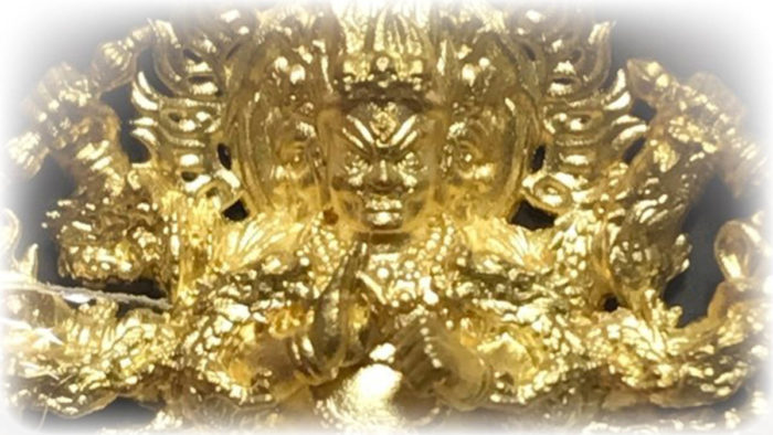 vaisravana vajrayana yidam amulets