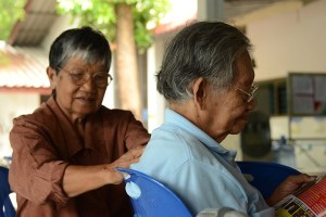 Aging in Thailand – How to live long and prosper