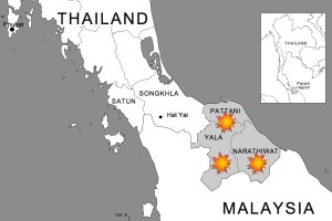 Security beefed up in three southern Thailand coastal provinces