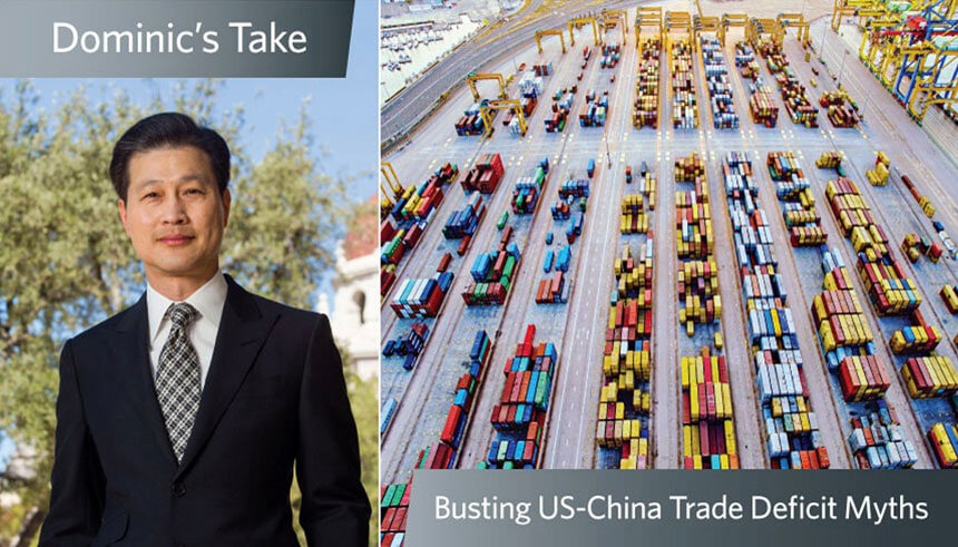 Busting US-China Trade Deficit Myths