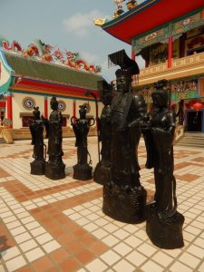 Viharn Sein Chinese Temple, Pattaya
