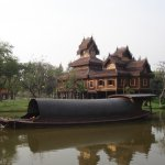 The ancient city Bangkok Thailand