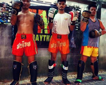 7 Muay Thai training camp