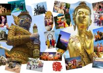 February Festivals Across Thailand