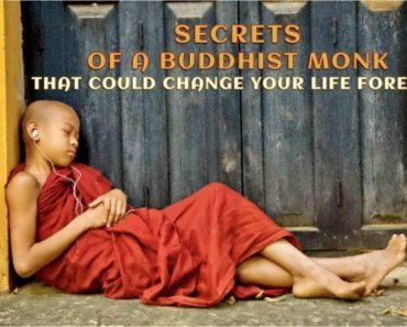 Secrets of a Buddhist Monk