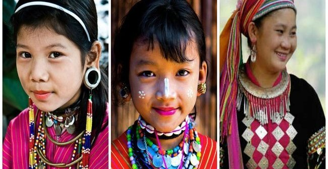 The Karen Hill Tribes of Thailand