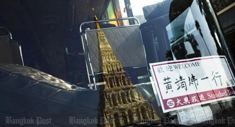 Thailand curbs on foreign tourist drivers