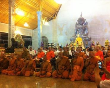 Sai Sin and the Sacred White Thread Thailand
