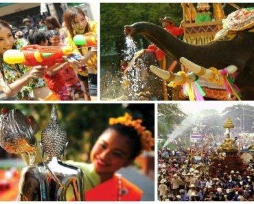 Thailand Annual Events April 2016