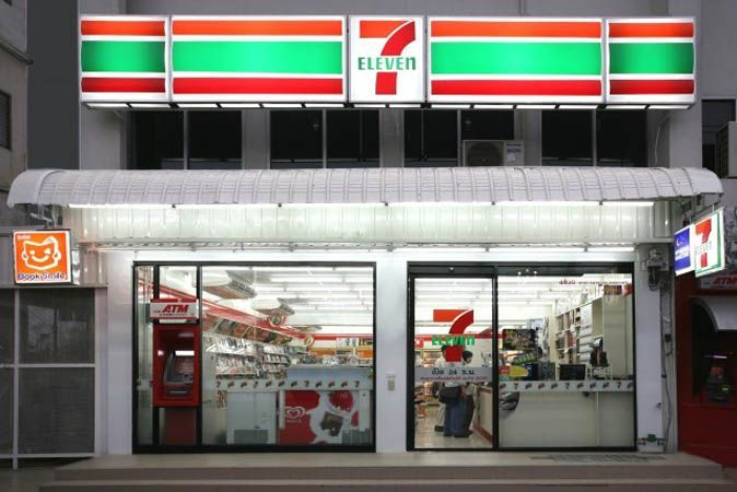 Thailand's 7-Elevens to accept credit cards