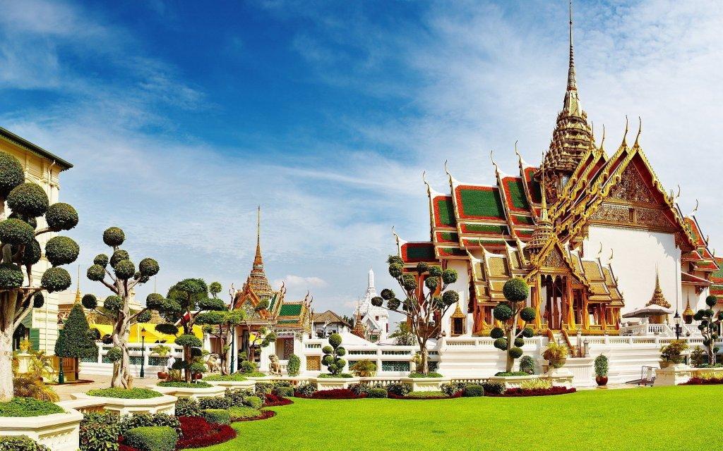 Thailand Booking Hotel Grand Palace Bangkok