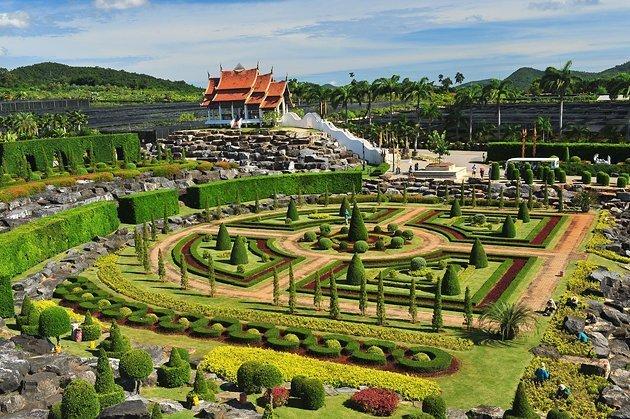 Nong Nooch Tropical Garden and Resort Chon Buri