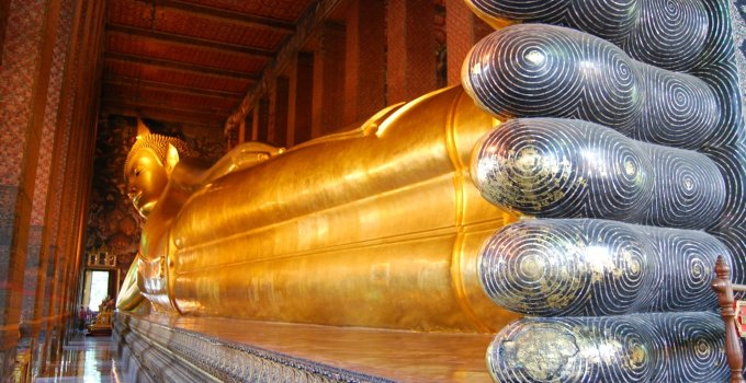 Wat Pho Bangkok's Superlative Attraction Ancient, Ornate and Wonderful