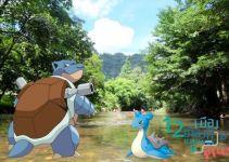 Bangkok Thailand Pokemon TAT asks rare Pokémons