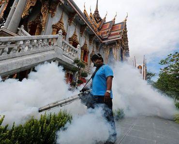 Bangkok Thailand Zika