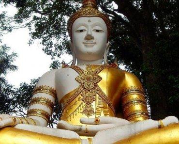 Thai Buddha Hand Gestures