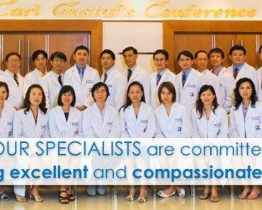 Thailand Government Hospitals