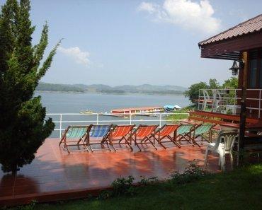 Kanchanaburi PhuPai Lake