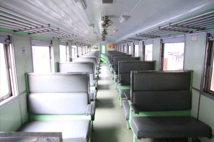 Thailand Trains