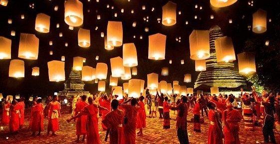 Thailand Festivals Chiang Mai