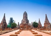 Thailand Ayutthaya the historical heart of Thailand