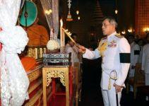 The King of Thailand Rama X King Vajiralongkorn