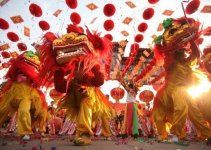Thailand Year of the Rooster Happy New Year