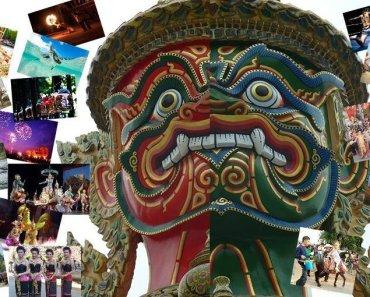 Thailand Festivals March 2017