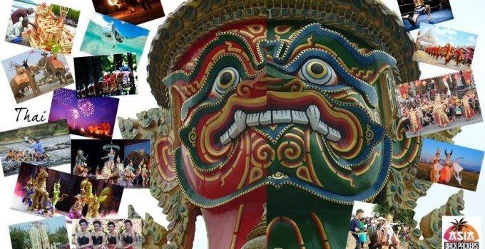 Thailand Festivals March 2017 Festivals Across Thailand