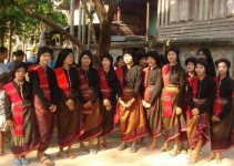 Thailand People Hill Tribe Kuy