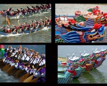 Thailand festivals Dragon Boat Festival