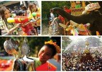 Thailand festivals April 2017 A List of Festivals Across Thailand