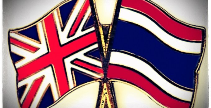 English to Thai
