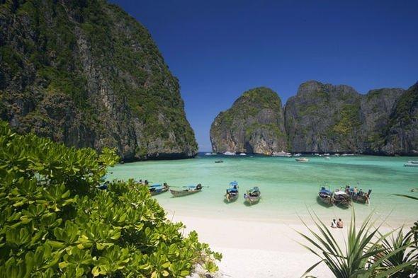 Ko Phi Phi in Krabi Province