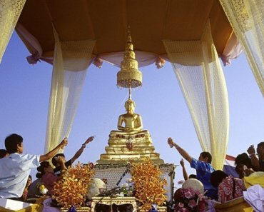 Thailand Grand Songkran Celebrations 2018