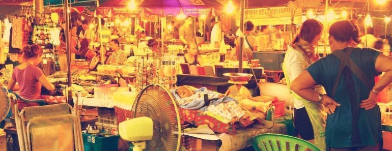 Phitsanulok Night Market