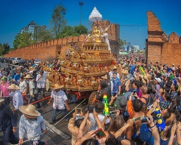Thailand's annual events