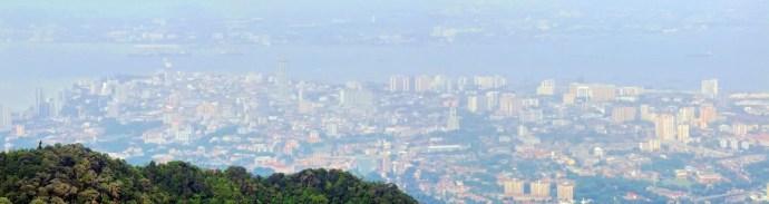 panorama georgetown penang hill