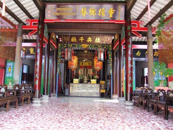 pagode hoi an - vietnam