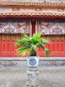 citadelle hué - vietnam