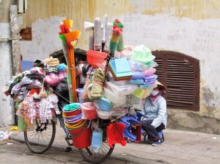 marchand hanoi - vietnam 2010