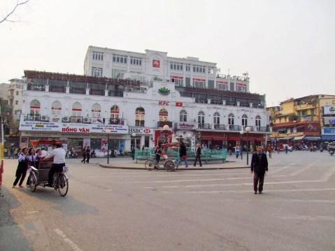 lac hoan kiem hanoi - vietnam 2010