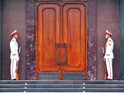 mausolée d'Ho Chi Minh à Hanoi - Vietnam